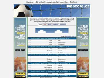Livescore.cz-soccerresults - image 8