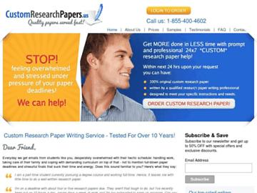 Best Research Paper Writers Services Au