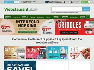 The Webstaurant Store Canada Media  Shoppingcom